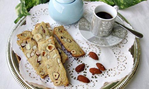 FETTINE DEL FARAONE Ricetta biscotti dolci