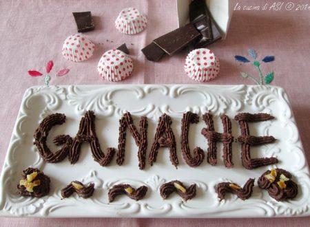 CREMA GANACHE Ricetta dolce al cucchiaio