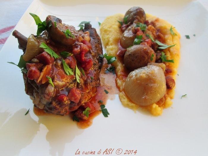 coq au vin La cucina di ASI 2014 ©