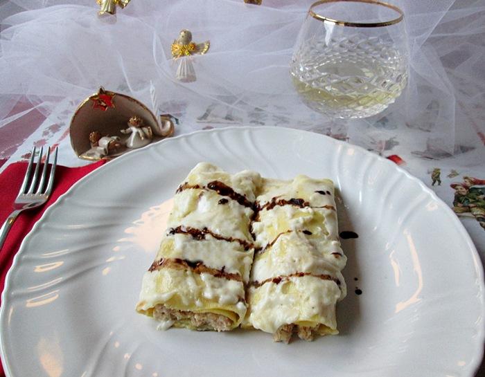 CANNELLONI al ripieno tortellini La cucina di ASI © 2014