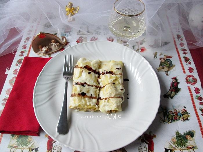 Cannelloni con ripieno dei tortellini