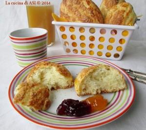 I panini al latte con zucchero di canna © 2014 La cucina di ASI