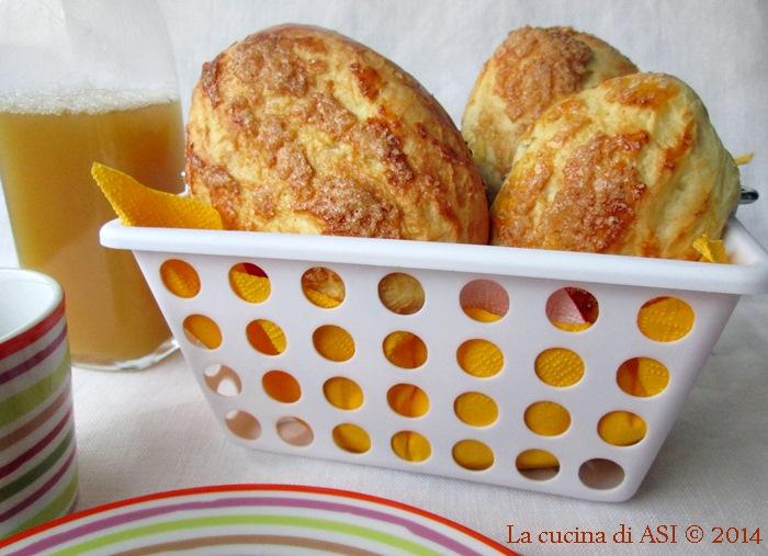 I panini latte zucchero di canna La cucina di ASI © 2014