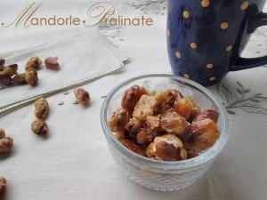 Mandorle pralinate caramellate La cucina di ASI © 2014