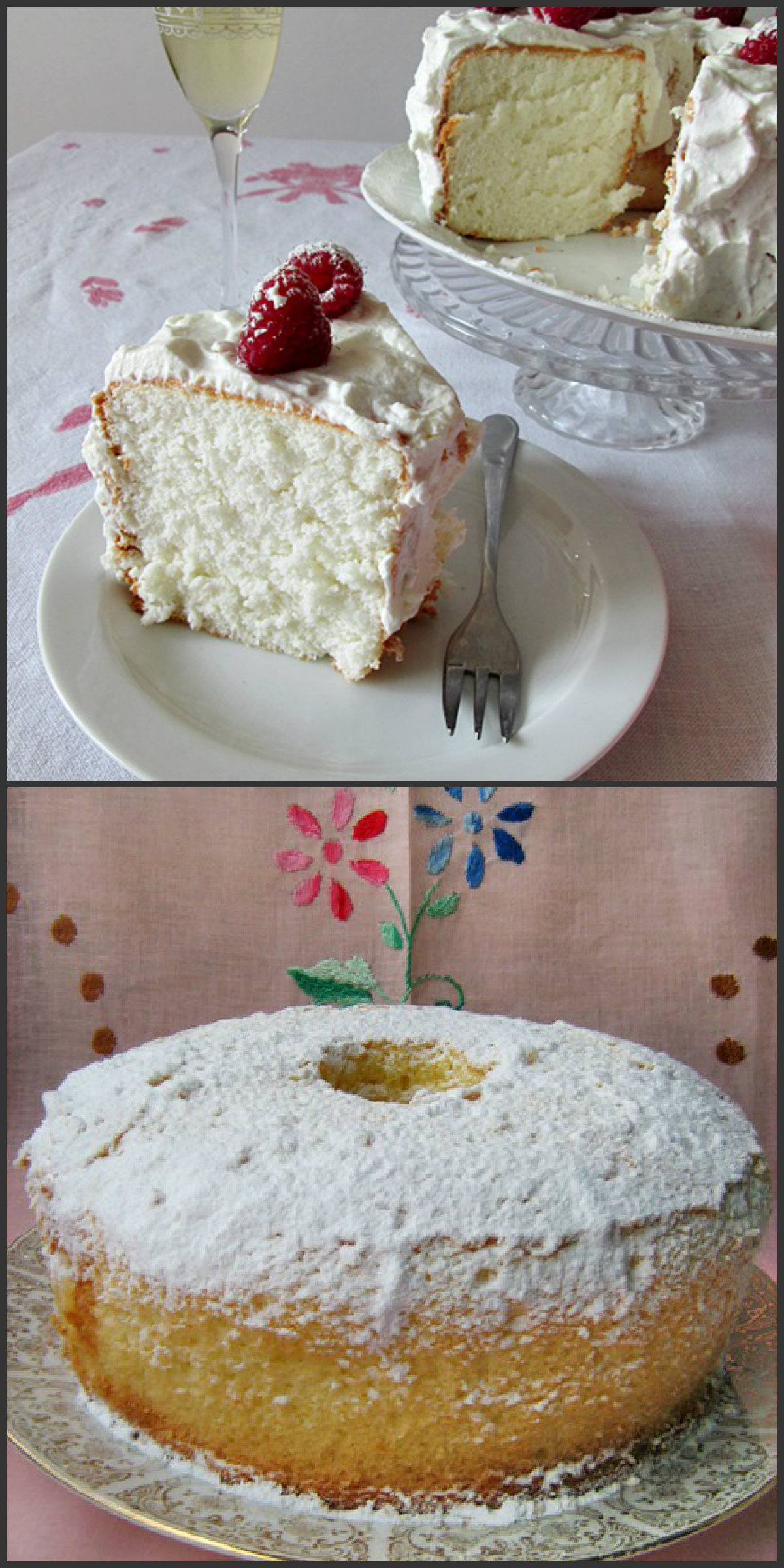 ANGEL E CHIFFON CAKE