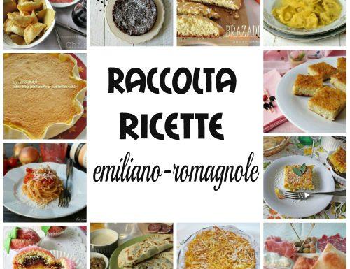 RICETTE DELLA CUCINA EMILIANO-ROMAGNOLA Raccolta ricette
