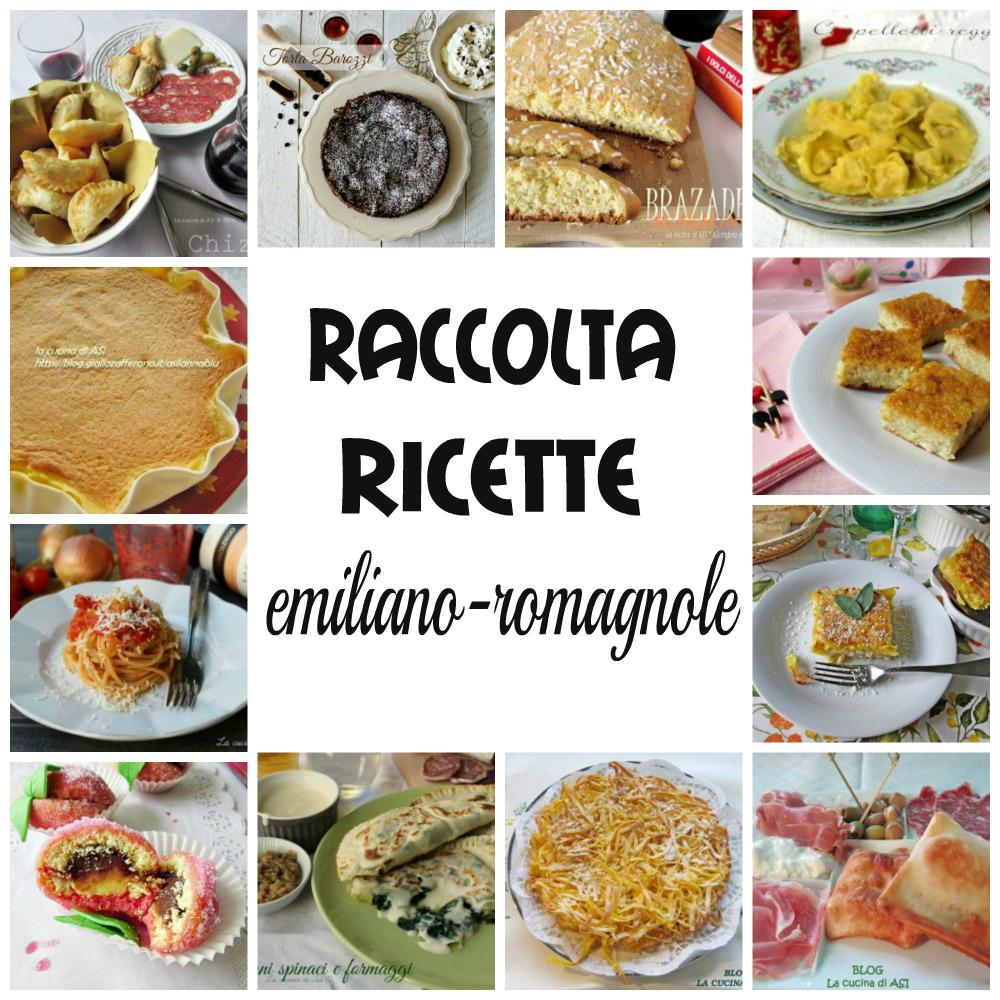 Le ricette della cucina emiliano romagnola la cucina di asi for Ricette cucina