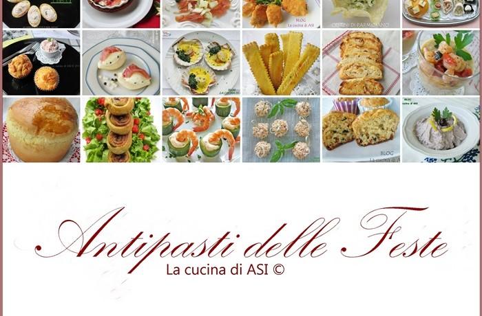 ANTIPASTI DELLE FESTE Raccolta ricette