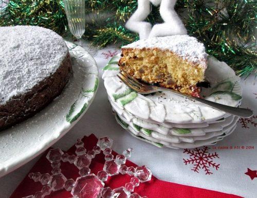 TORTA SPEZIATA Ricetta dolce natalizia