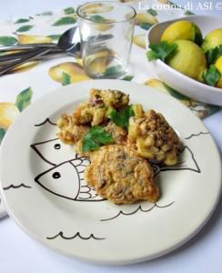 FRITTELLINE DI ciuffi di calamari La cucina di ASI © 2014
