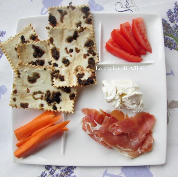 crackers veloci alle olive La cucina di ASI © 2014