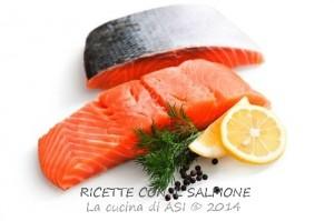 salmone la cucina di ASI