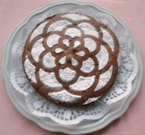 torta rustica alle amarene
