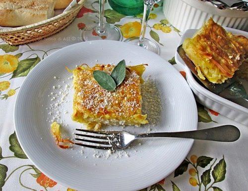 BASSOTTI Ricetta primo piatto romagnolo
