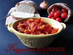 FRIGGIONE BOLOGNESE La cucina di ASI © 2015