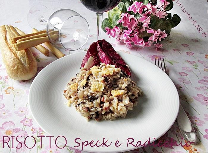 RISOTTO-SPECK-E-RADICCHIO-La-cucina-di-ASI-©-2015 blog