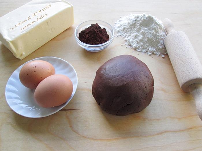 frolla al cacao La cucina di ASI © 2015 Annalisa Altini