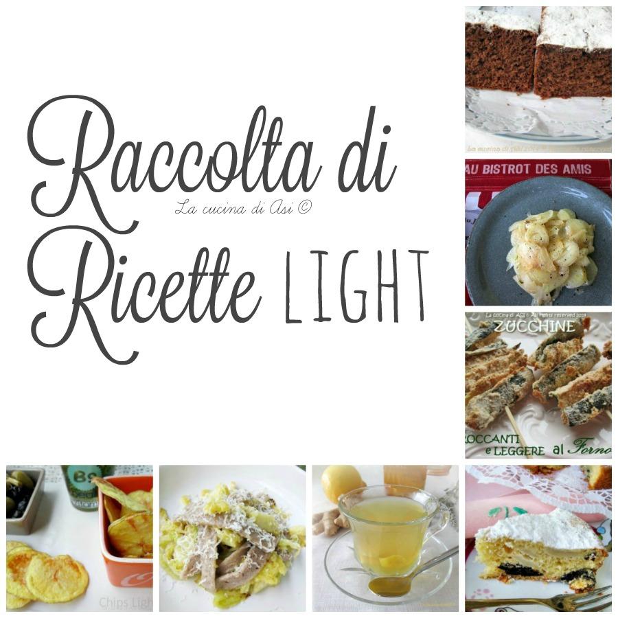 Ricette light la cucina di asi for Cucina light
