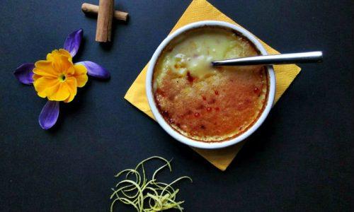 CREMA CATALANA Ricetta dolce al cucchiaio