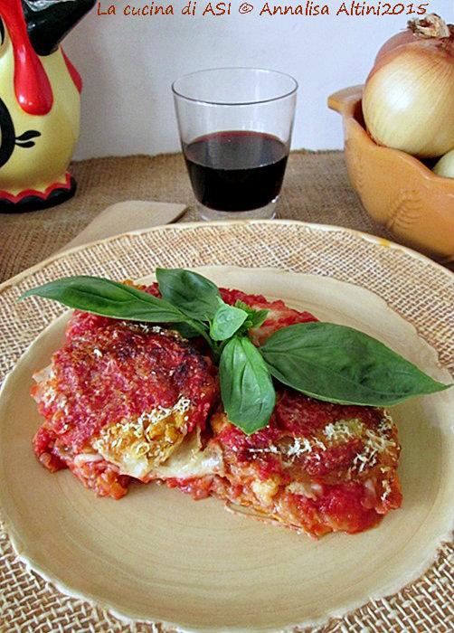 parmigiana cipolle Altini Annalisa © 2015 La cucina di ASI