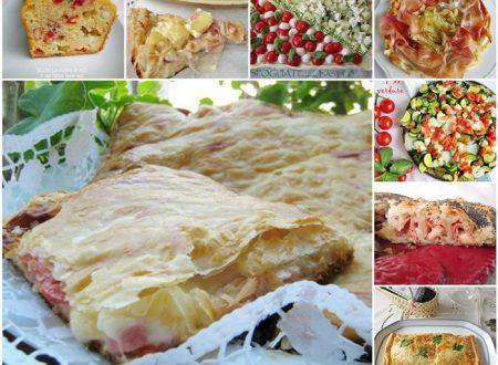 TORTE SALATE Raccolta ricette