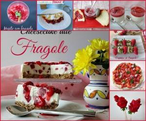 dolci con le fragole La cucina di ASI