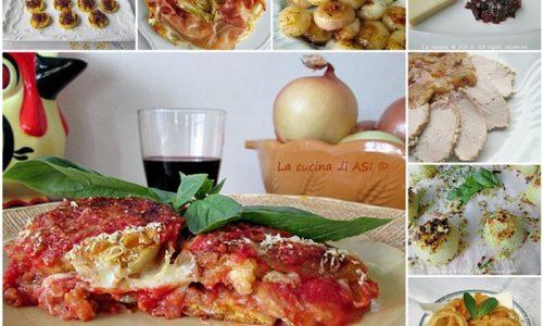 LE CIPOLLE Raccolta ricette