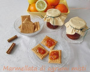 marmellata agrumi misti La cucina di ASI © 2015