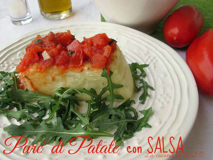 IL pure di patate al sugo La cucina di ASI