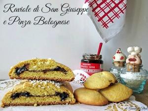 Raviole di San Giuseppe e pinza La cucina di ASI 2015 © da mettere ok