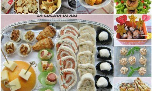 ANTIPASTI MISTI FINGER FOOD Raccolta ricette