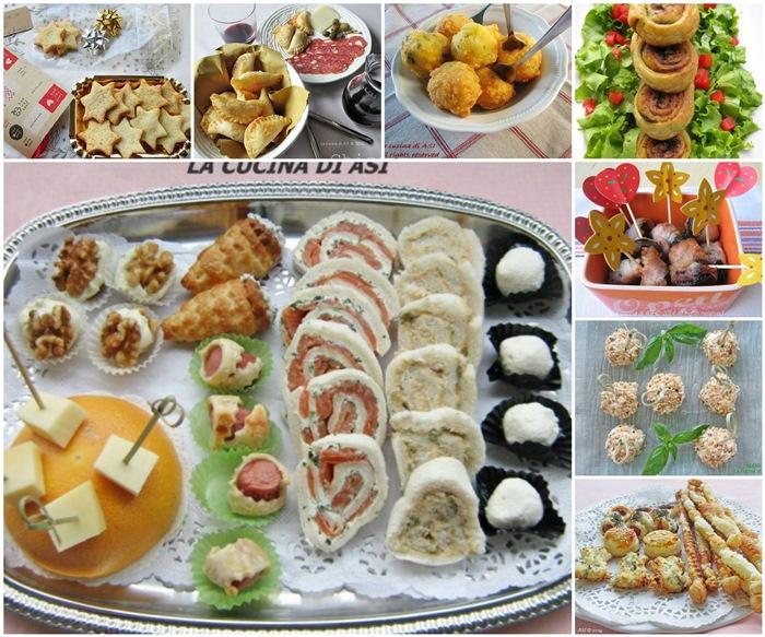 Antipasti misti finger food raccolta ricette scaricabili for Ricette di cucina antipasti