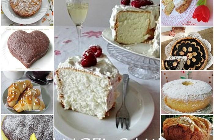 DOLCI SENZA BURRO Raccolta ricette dolci