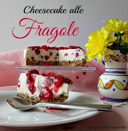 la CHEESEFRAGOLE-La-cucina-di-ASI-