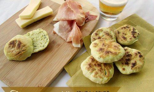 FOCACCINE IN PADELLA SENZA LIEVITO Ricetta salato