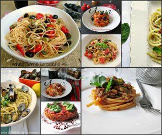 spaghetti e bucatini
