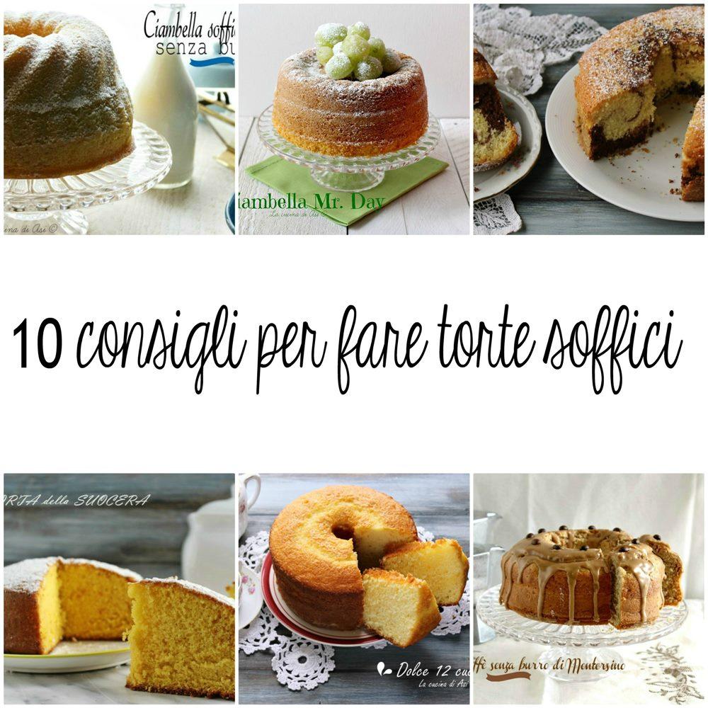 10 consigli per fare torte soffici