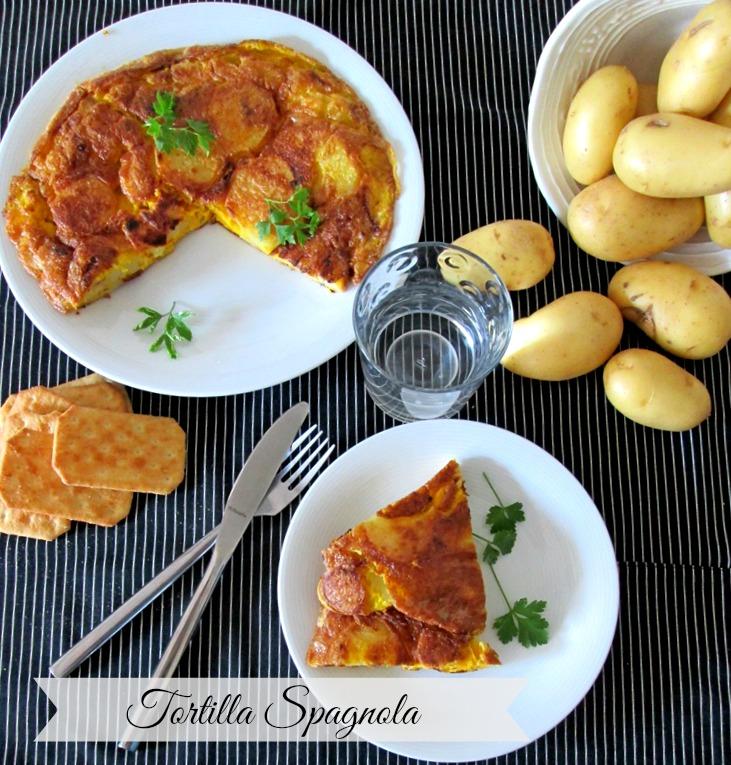 Ricetta Tortilla Spagnola Giallo Zafferano.Tortilla Spagnola Ricetta Tapas La Cucina Di Asi