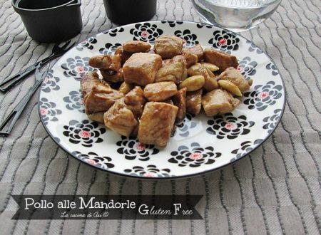 POLLO ALLE MANDORLE Ricetta Gluten-Free