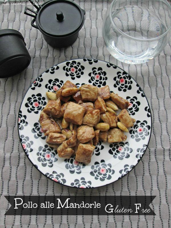 Pollo alle mandorle Gluten free La cucina di ASI