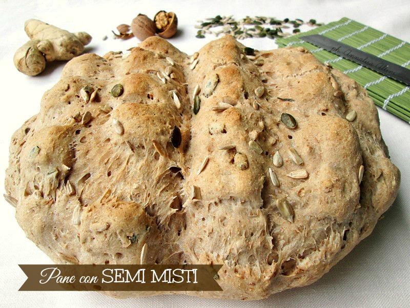 pane semi misti La cucina di ASI 2015 ©