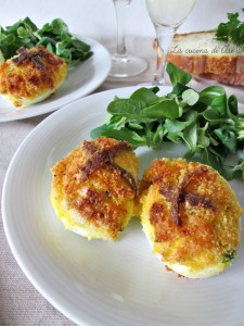 uova gratinate La cucina di ASI © 2015
