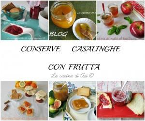 CoNSERVE CASALINGHE DI FRUTTA LA cucina di ASI blog