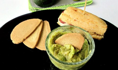 MAIONESE DI AVOCADO Ricetta antipasto gluten free – vegana