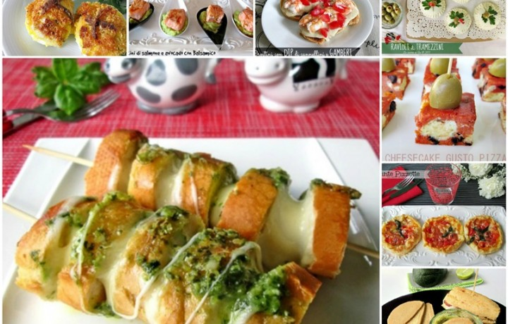 ANTIPASTI MISTI Raccolta di ricette N°2