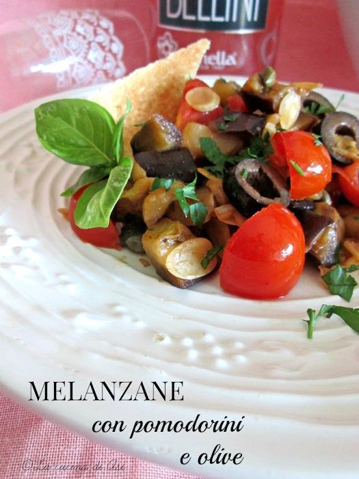 melanzane olive