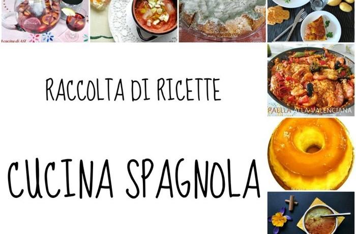 RACCOLTA DI RICETTE SPAGNOLE