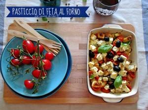 FETA POMODORINI PANE OLIVE AL FORNO La cucina di ASI BLOG 2015