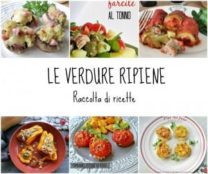 VERDURE ripiene La cucina di ASI blog ©