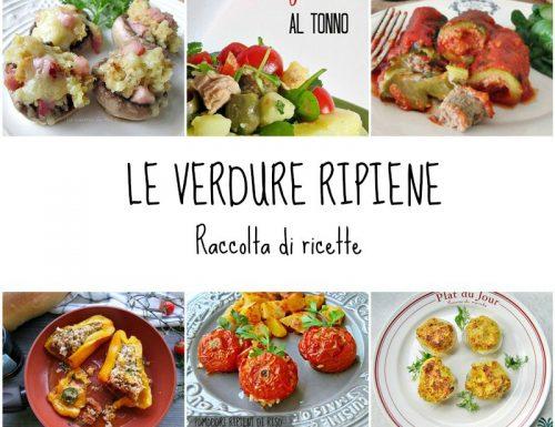 Verdure ripiene-Raccolta ricette